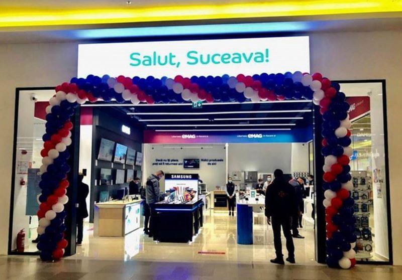 eMAG Suceava Iulius Mall